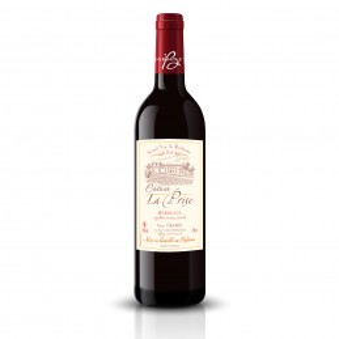 CHÂTEAU LA PRISE Bordeaux...