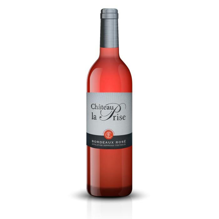 CHÂTEAU LA PRISE Bordeaux Rosé