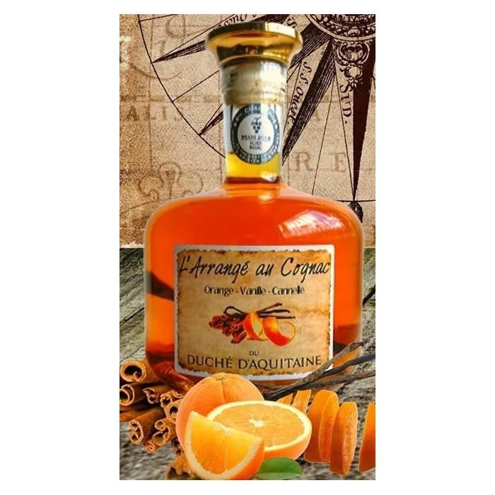 Cognac Arrangé Orange...