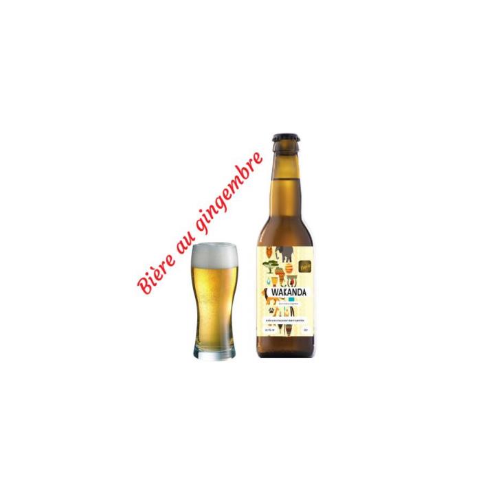 Bière Payuss Wakanda