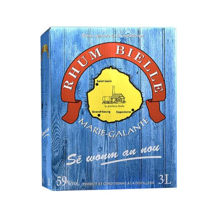 Bielle Rhum Blanc 59° 3L