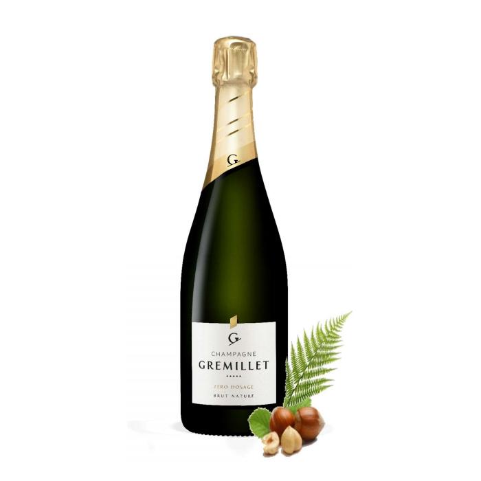 Champagne Gremillet ZÉRO...