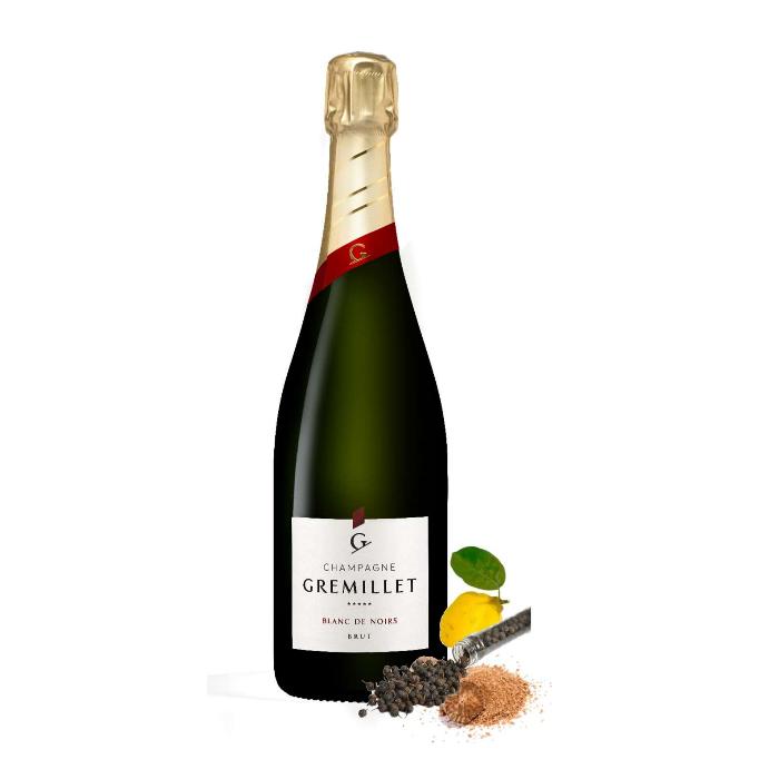 Champagne Gremillet BLANC...